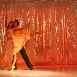 Interdance Eröffnung