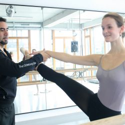 Interdance Workshop Juan Carlos Requena