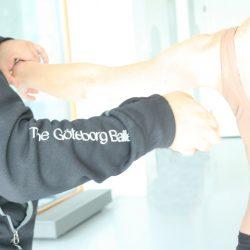 Interdance Workshop Juan Carlos Requena