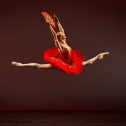 balletto Iana Salenko Staatsballett Berlin carlos quezada