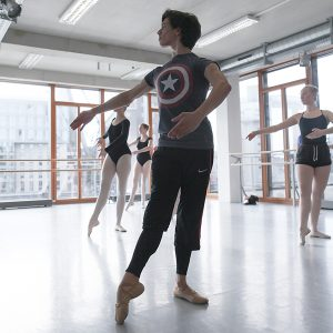 Marcello Acevedo Workshop 2019 Interdance Münster