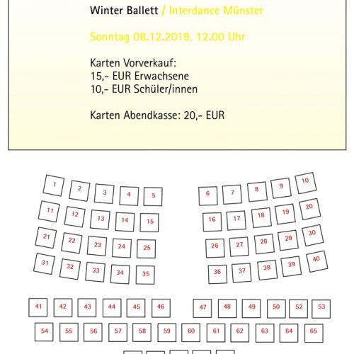 Stuhlplan Winter Ballett 08.12.2019