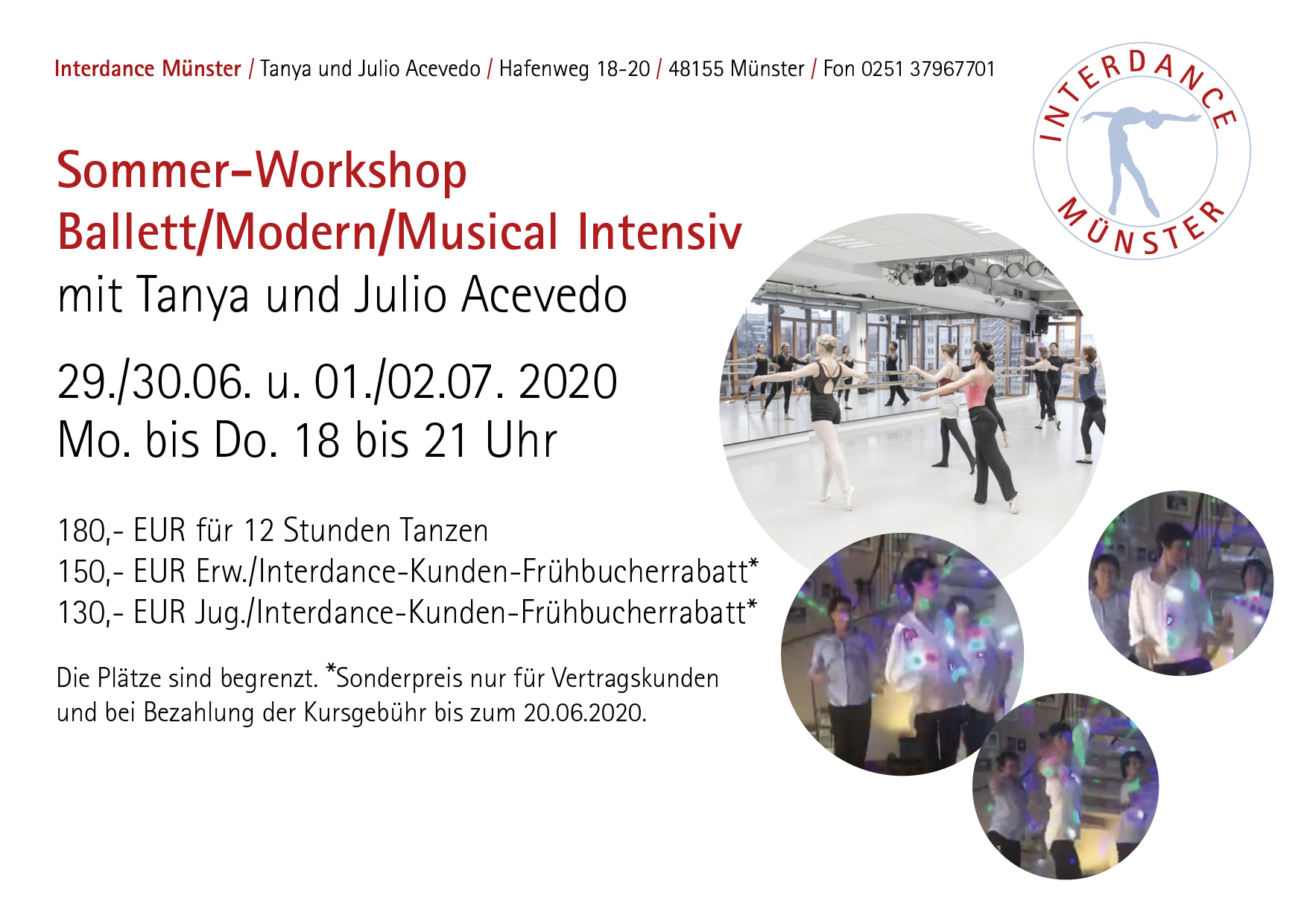 202007 Interdance Workshop Sommer